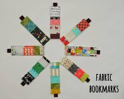 s o t a k handmade fabric bookmarks a tutorial