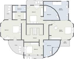 villa floor plan villa floor plans