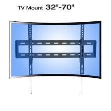 full motion tv wall mount 60 inch tv 60