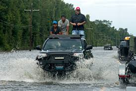 rising floodwaters leaves thousands homeless in louisiana u2013 the