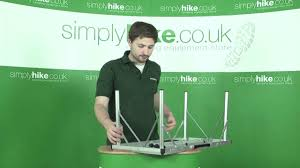 Coleman Camp Table Coleman 6 In 1 Camping Table Www Simplyhike Co Uk Youtube
