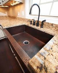 kitchen granite countertops ideas kitchen sinks for granite countertops five inc