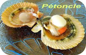 cuisine gastronomique d馭inition dictionnaire de cuisine et gastronomie pétoncle