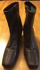 womens mid calf boots size 9 aerosoles mid calf solid boots for ebay