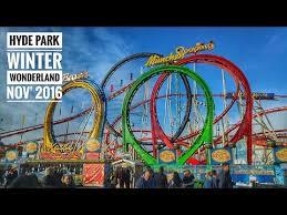 hyde park winter vlog nov 2016
