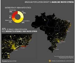 Amazon Maps 3 Maps Help Explain São Paulo Brazil U0027s Water Crisis World