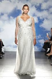 empire waist plus size wedding dress what are the best solutions for plus size brides tips on choosing
