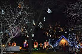 dollops of diane la salette festival of lights