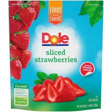 fruit delivery houston kroger dole sliced strawberries frozen fruit delivery online in