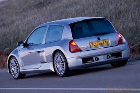 renault clio sport 2004 3dtuning of renault sport clio v6 3 door hatchback 2003 3dtuning
