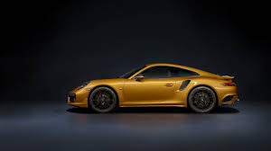 turbo porsche 911 2018 porsche 911 turbo s exclusive series is a 607 hp golden