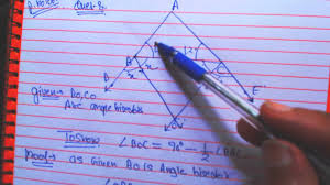 class 9th line angle and triangle 1st class youtube