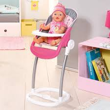 High Chair Toy Baby Born High Chair U003e Online Toys Australia