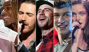 top pop artists top 7 pop artists of 2016