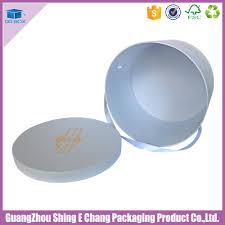cheap artificial flower custom logo waterproof paper round tube