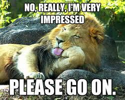 Lion Meme - bored lion memes quickmeme
