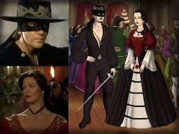 79 Zorro Elena Images Masks Catherine