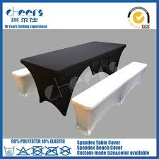 Cheap Table Cloth Rental by Custom Heat Resistant Cheap Banquet Stretch Table Cloth For Rental
