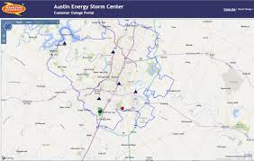 Greenbelt Austin Map by Check On The Status Of Power Outages In Your Area Kvue Com