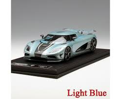 light blue koenigsegg agera s limited edition different colors by frontiart