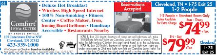 Comfort Inn Cleveland Tennessee Comfort Inn U0026 Suites 107 Interstate Drive Nw Cleveland Tn
