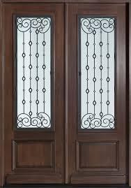 wooden door designs custom heritage wood front doors in highland park illinois