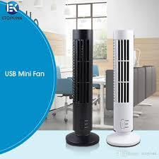 air conditioner tower fan 2018 portable usb mini bladeless no leaf air conditioner