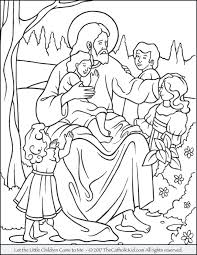 spectacular interesting joseph in prison coloring pages print let