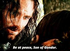 Aragorn Meme - lord of the rings aragorn movie my stuff boromir tolkien lotredit
