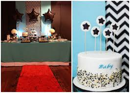 real parties grammy hollywood star inspired baby shower