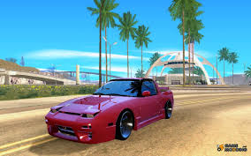 custom nissan 240sx 240sx rocket bunny for gta san andreas