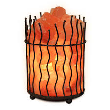 himalayan glow ionic crystal salt basket l himalayan glow ionic salt crystal wavy basket l l design ideas