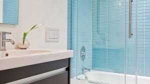 glass subway tile bathroom ideas glass subway tile bathroom wall itsbodega ideas 26 verdesmoke