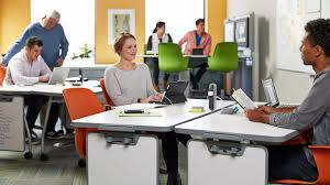 Planning To Plan Office Space Space Design For Active Learning Classrooms Steelcase