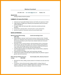 ma resume exles assistant resumes exles