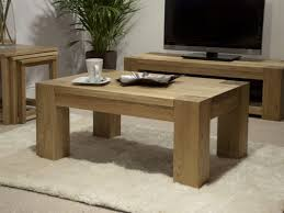 Marble Effect Coffee Tables Coffee Tables Mesmerizing Edinburgh Natural Solid Oak Coffee