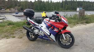 honda cbr 600 f 600 cm 1995 kokkola motorcycle nettimoto