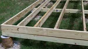 diy shed plans 10x12 how to build a shed floor step by step