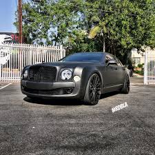 bentley mulsanne custom rdbla u2013 bentley mulsanne rdb la five star tires full auto center