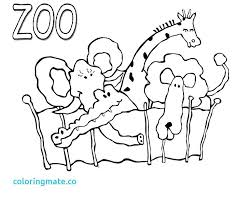 zoo coloring pages preschool zoo animals coloring page zoo animal coloring pages new zoo coloring