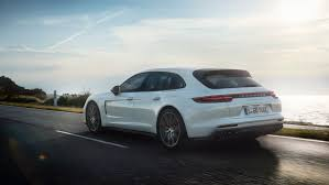 porsche 4 door sports car 671bhp porsche panamera sport turismo turbo s e hybrid launched