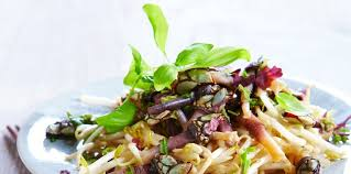 comment cuisiner les pousses de soja pouces pieds aux pousses de soja et aux algues facile recette