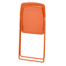 Orange Chair by Nisse Folding Chair Ikea
