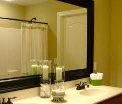 mirror ideas for bathrooms bathroom mirror ideas for a small bathroom bathroom