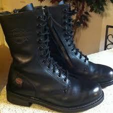 womens size 12 harley davidson boots 77 harley davidson boots harley davidson leather combat