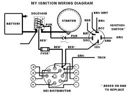 hei distributor wiring diagram 3 wiring diagram