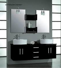 Bathroom Tower Cabinet Bathrooms Design Cambridge Double Wall Mounted Bathroom Cabinets