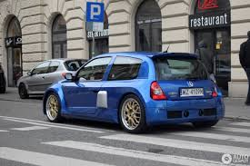 clio renault v6 renault clio v6 phase ii 17 march 2017 autogespot