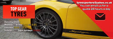 Street Cars Ellesmere Port Top Gear Tyre Centre Part Worn Tyres Chester Tyres In Ellesmere