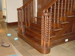 Wooden Banisters And Handrails Architectural Wood Turnings Wood Balusters